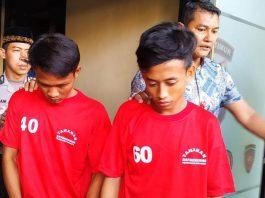 Dua Pelaku Pembunahan Di Romokali