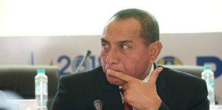 Edy Rahmayadi Gubernur Sumatera Selatan Sumut Yang Juga Ketua Umum PSSI Istimewa