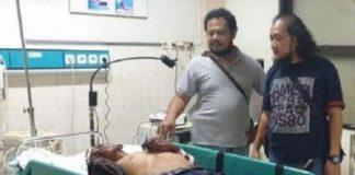 Sopir Truk Dilarikan Ke Rumah Sakit Setelah Terlibat Carok