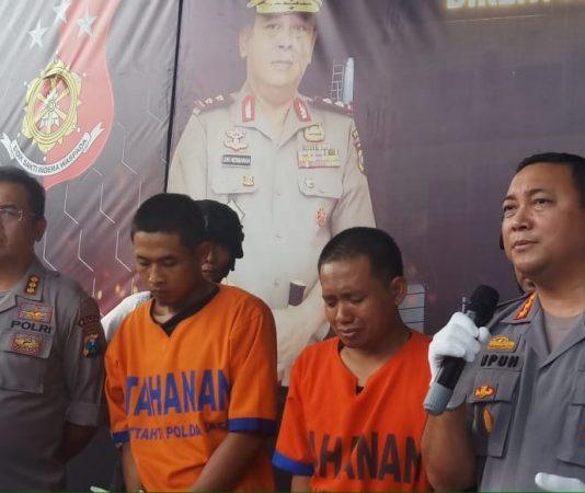 Dua Pelaku Mutilasi Di Kediri, Jawa Timur