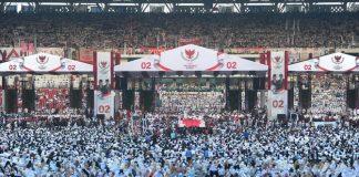 Kampanye Prabowo Di GBK.